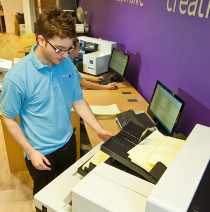 Cleardata Invests in Kodak i5800 document scanner